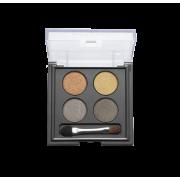 Палетка теней для век «Makeup Palette LUXURY SMOKY» посмотреть на mirra.ru.com