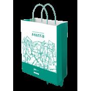 Пакет бумажный MIRRA MIX посмотреть на mirra.ru.com