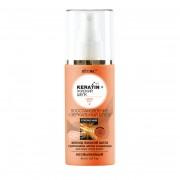Спрей-флюид ЖИДКИЙ ШЕЛК Keratin + жидкий Шелк для всех типов волос несмываемый Восстановление и зеркальный блеск на beluxshop.com