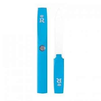Пилочка для ногтей (R) BOHEMIA в пластмассовом футляре, купить в Луганске, Донецке и на beluxshop.com
