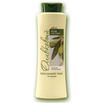 Гель для душа оливковый Питание и Увлажнение на beluxshop.com