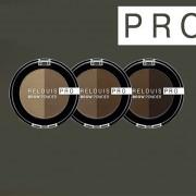 Тени для бровей RELOUIS PRO BROW POWDER, купить в Луганске