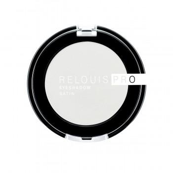 Тени сатиновые Relouis Pro Eyeshadow Satin на beluxshop.com