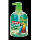 Жидкое мыло Антибактериальное «Ozone» (500 г), купить в Луганске